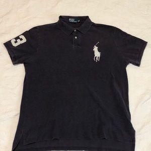 Polo shirt big pony